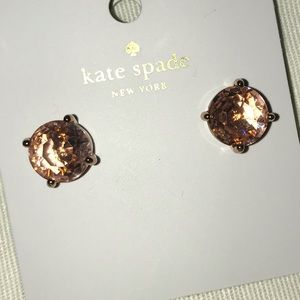 Kate Spade Gum Drop Earrings